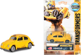 Dickie Transformers M6 Bumblebee Auto