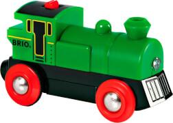 BRIO 63359500 Speedy Green Batterielok