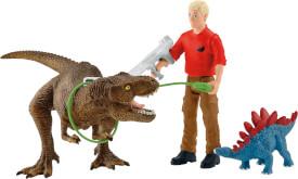 Schleich 41465 Tyrannosaurus Rex Angriff