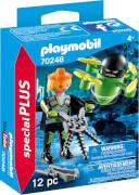 PLAYMOBIL 70248 Agent mit Drohne