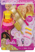 Mattel GBK24 Barbie Ultimate Curls Puppe (blond)