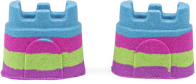 Spin Master Kinetic Sand Rainbow Unicorn Castle