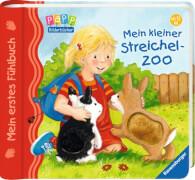 Ravensburger 32611 Mein erstes Fühlbuch: Mein kleiner Streichelzoo