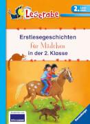 Ravensburger 36434 Leserabe Erstlesegeschichten für Mädchen 2. Lesestufe