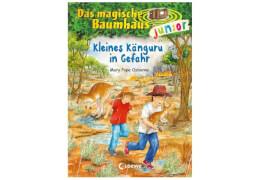 Das magische Baumhaus junior - Kleines Känguru in Gefahr