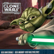 CD The Clone Wars Folge 1: Der Hinterhalt
