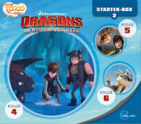 Dragons - Starter-Box Nr. 2 (CD, 3 Hörspiele)