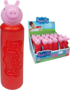 Happy People 16280 PEPPA PIG FOAM SHOOTER Wasserspritze, ca. 19 cm,
