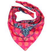 Depesche 10097 Trend LOVE Satintuch pink